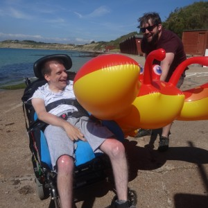 £500 – Could go towards a much-needed holiday for our service users