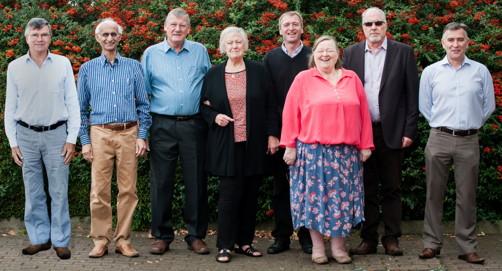 Trustees & Snr mgrs with MW - feet