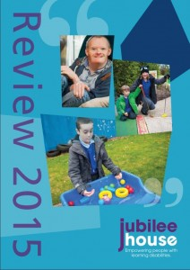 Jubilee House Care Trust Brochure 2015