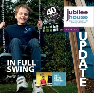 Jubilee House Care Trust Brochure 2016